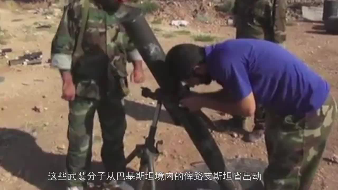 大量武装分子偷袭伊朗遭全歼,军方亮出了铁证,全是美制武器
