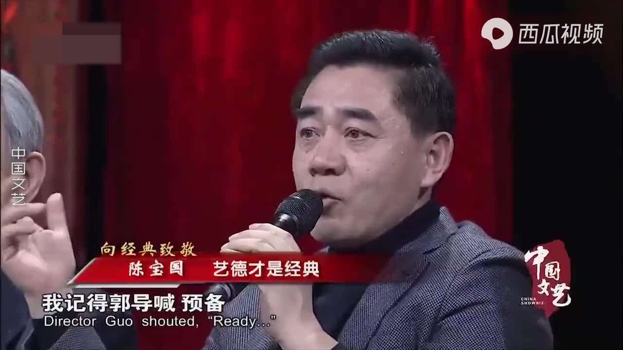 陈宝国片场趣事合集,大夏天和猪同处一室拍戏,直呼:太受罪了!