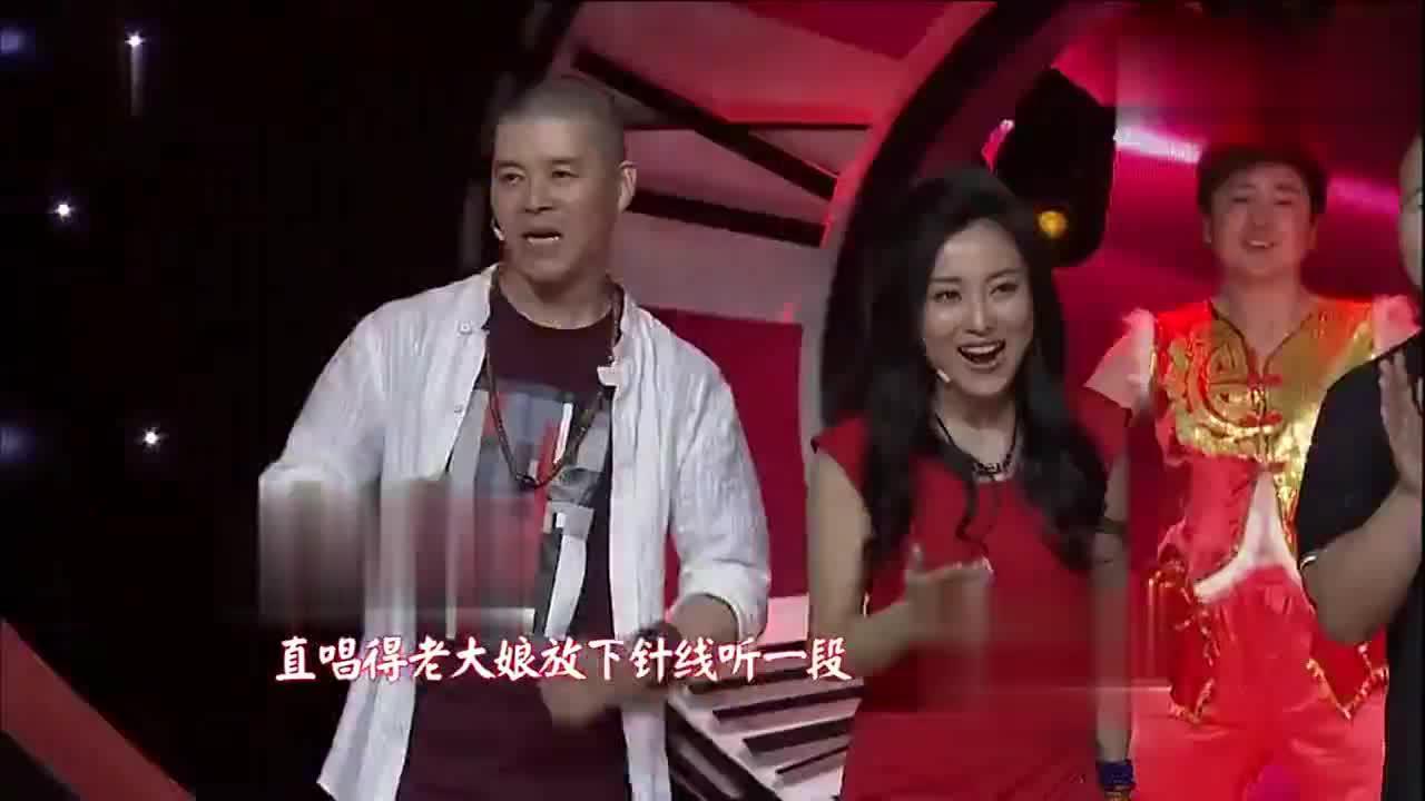 刘老根大舞台众嘉宾亮相舞台,带来这样的表演,全场都乐开怀!