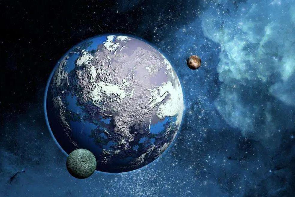 又发现一颗超级地球,可能比地球更适宜人类居住。