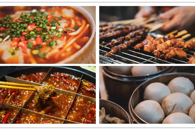 "PARK108国泰优活城市广场""超级美食节""开炉,吃货们准备好了吗"