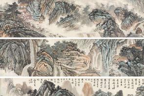 """老外拿出一幅中国古画,""""捡漏者""""429万买下,8年后再卖1.3亿元"""
