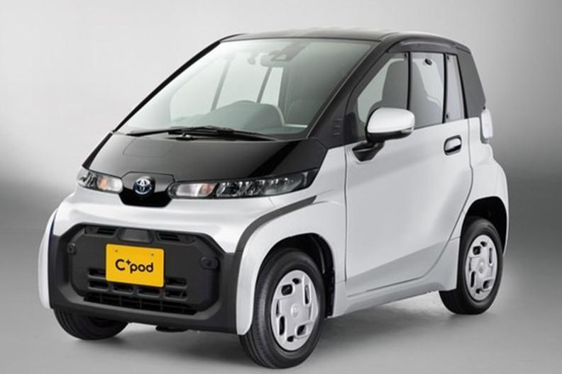 拥有超小型体积,爱信为丰田推出新电驱动单元