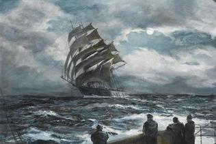 """幽灵船事件,""""玛利亚号""""离奇的遭遇,成了永久的秘密"""