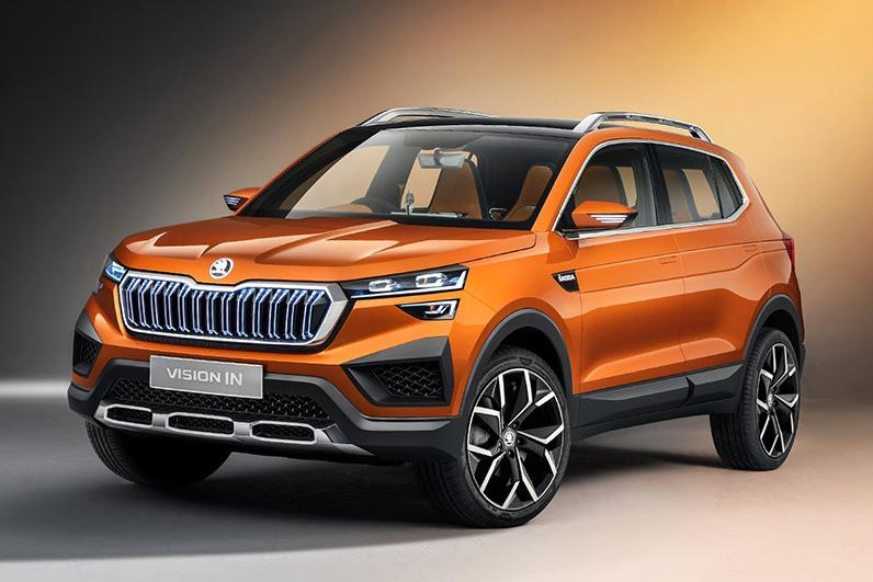 斯柯达全新实惠SUV!却是专为印度打造?