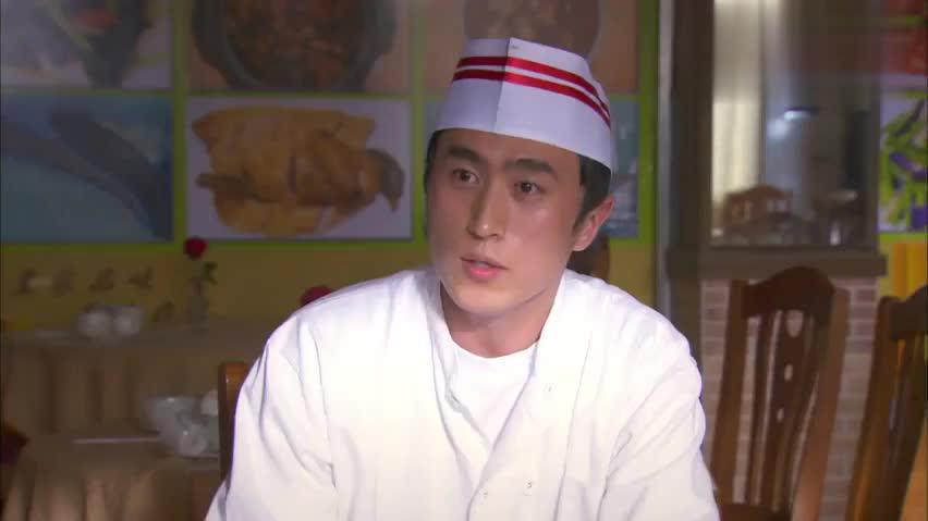 大厨说自己是客家人,不料大厨一句话,就暴露自己是河南人
