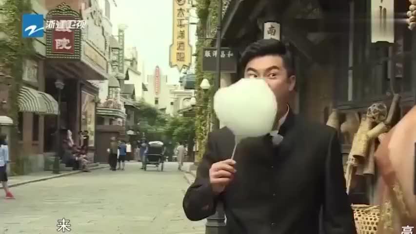 奔跑吧:陈赫果真是吃货,宛如村霸,到那都不忘了吃!