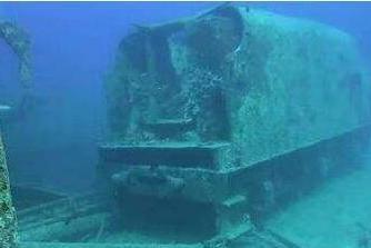 """海底发现126公里""""长城"""", 十分平直非天然形成, 至今众说纷纭"""