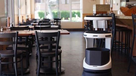 软银推出送餐机器人,每月费用6461元