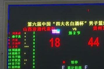 广东次战再获大胜!90:53胜山西青年军,张昊张明池得分上双