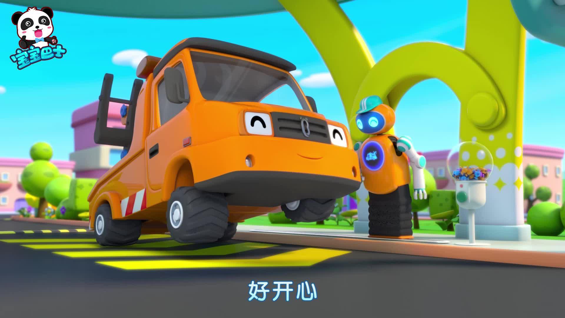 无人自助加油站机器人自动识别车型机械手臂自动加油