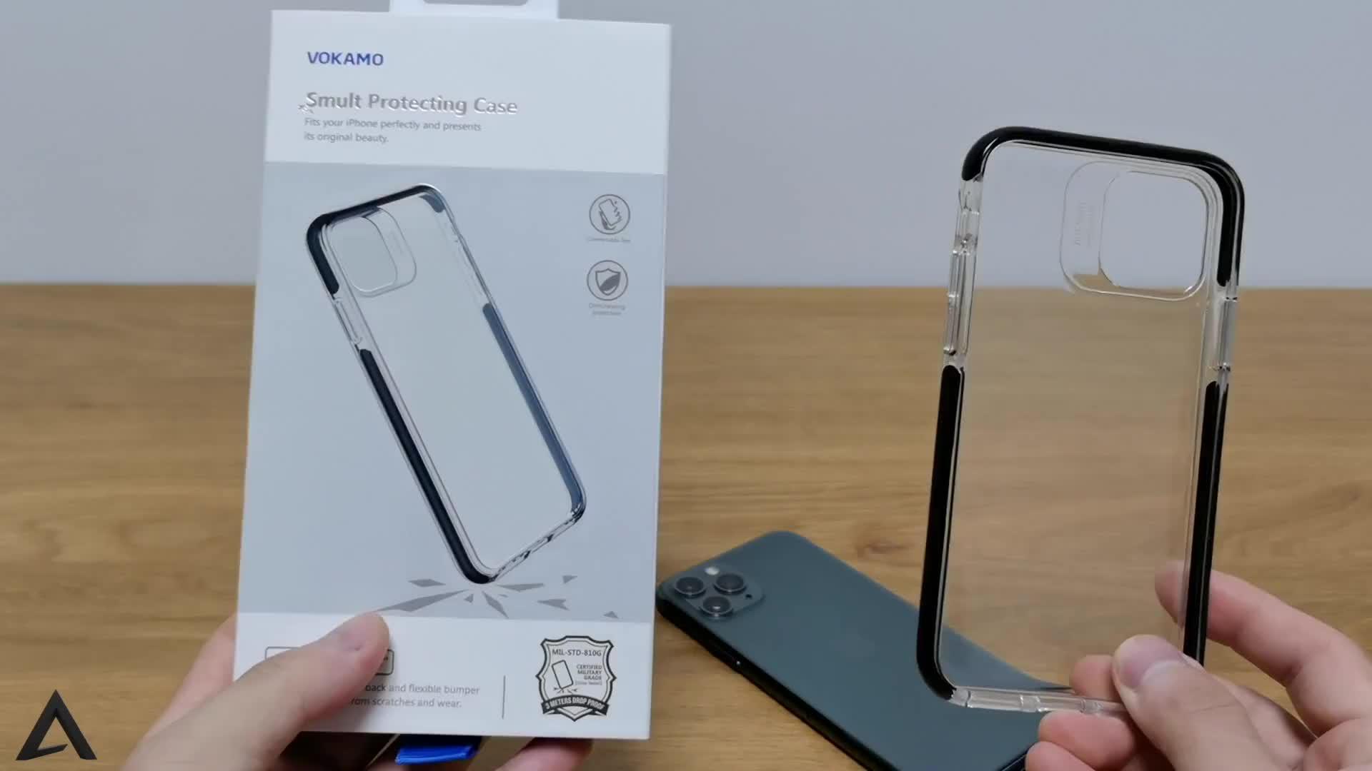 iPhone11Pro暴力防摔测试非牛顿流体保护壳又来了
