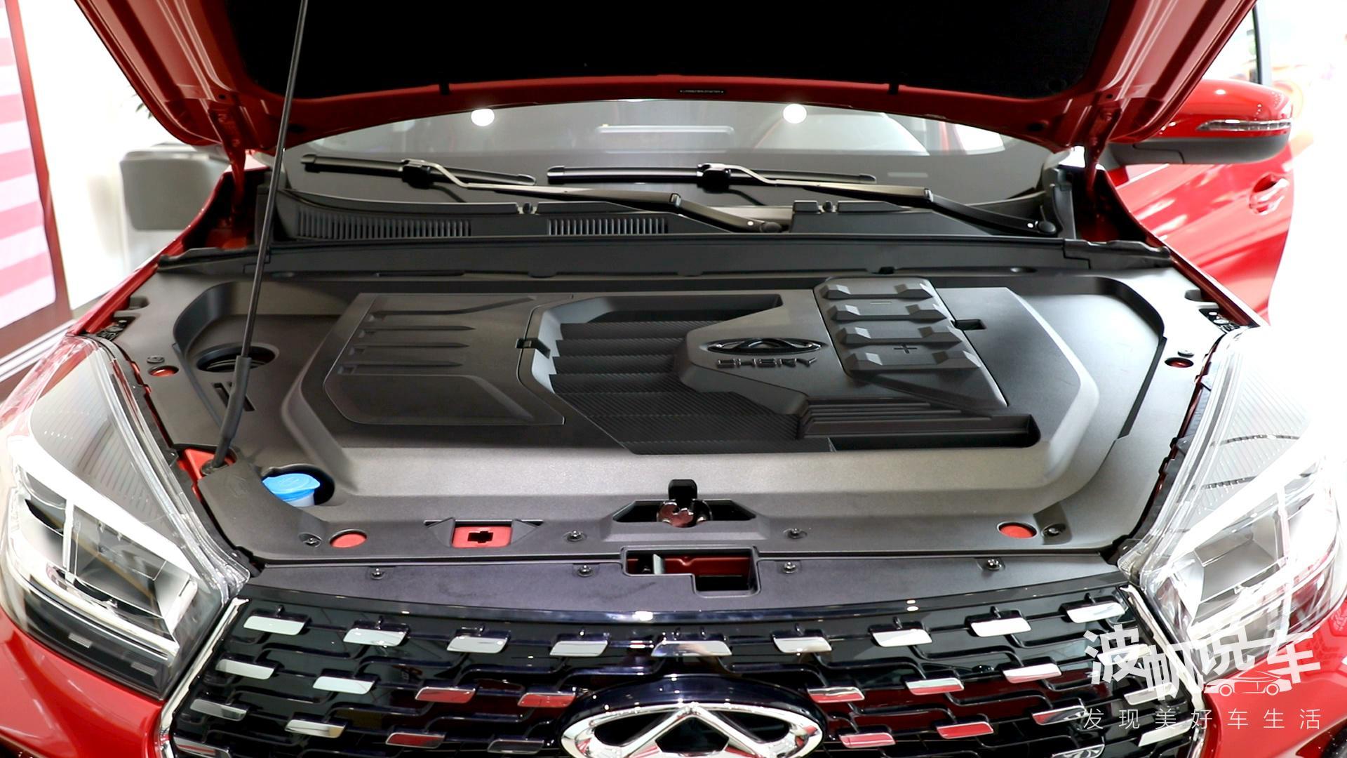 视频:1.5T+CVT,全新一代瑞虎5x高能版性能、操控很给力