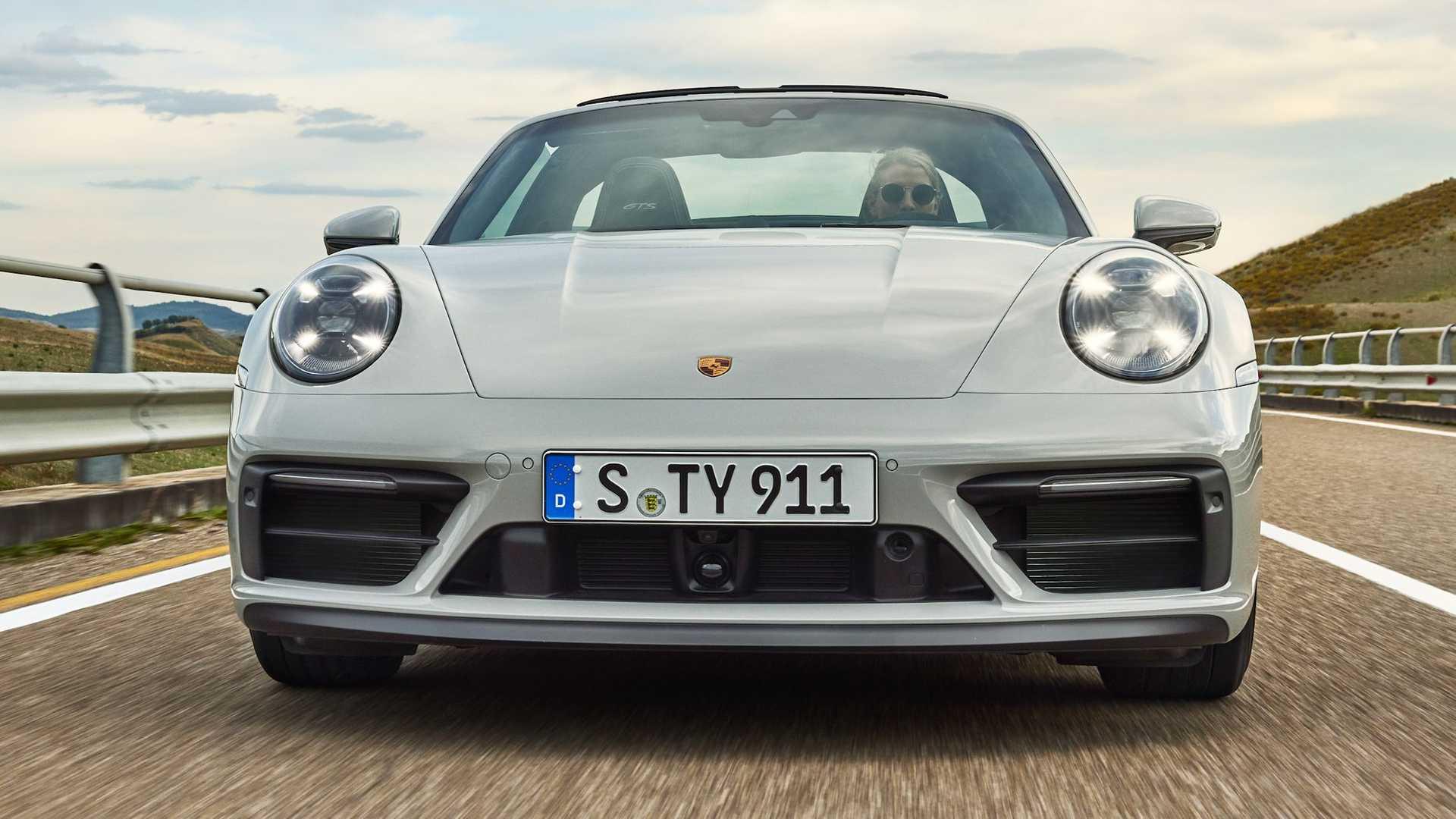 视频:动力取向新选择2022款 保时捷911 Targa 4 GTS