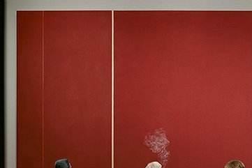 """画家临死画一条""""直线"""",卖了7.4亿元,专家:不懂艺术才说不值"""