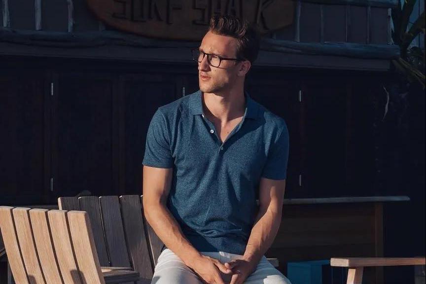 Mr.C西先生——新品Polo衫|帅气由内而外,行动自由自在