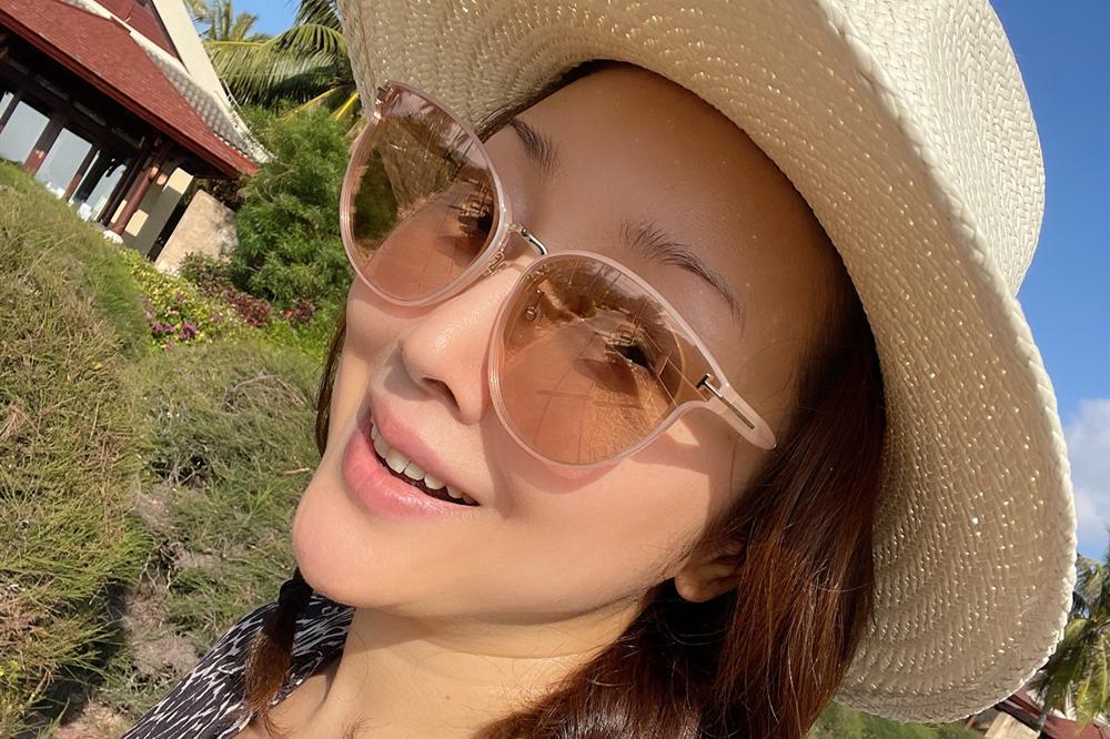 孙悦素颜生活照曝光 你看她像49岁?