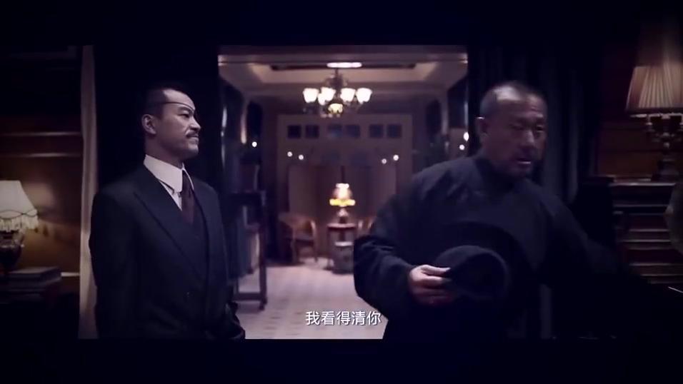 邪不压正,上次吃饺子没吃好,这次姜文请廖凡吃鸽子