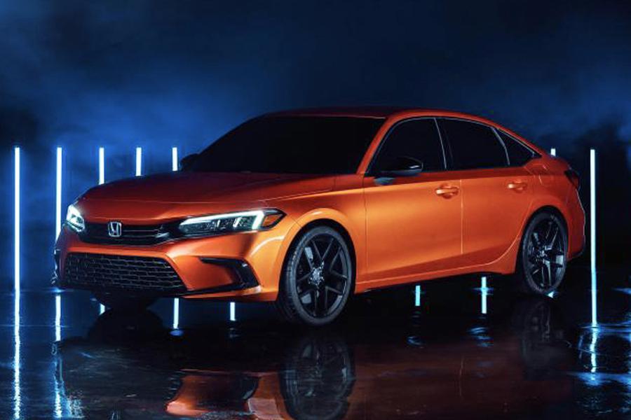 日系三强2021年新车规划,思域即将换代,丰田能否打破三缸魔咒?