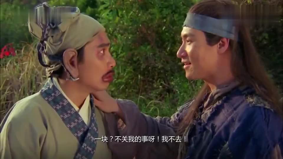 张学友唱情歌表白王祖贤,香肠嘴梁朝伟在旁边伴奏