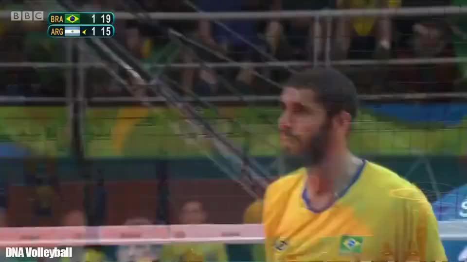 """""""猩""""光灿烂的2016,里约奥运会对阵阿根廷精彩集锦!"""