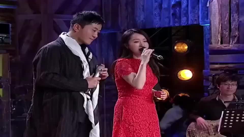 时隔二十年,毛宁和杨钰莹再唱这首歌,歌还是当年的调