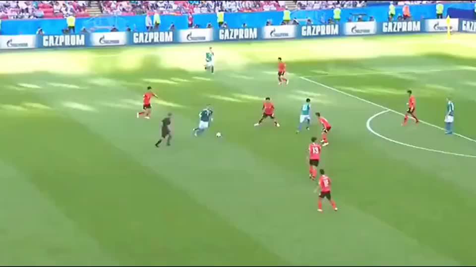 18年世界杯孙兴慜绝杀德国队让人兴奋_国足何时能有这样的水平
