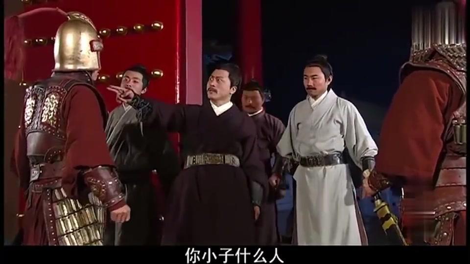 论淡定就服朱元璋,将领们喝酒闹事他仍一派从容,等你们很久了!