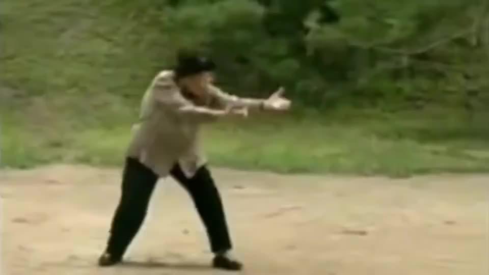 武神孙禄堂之女,孙剑云演练形意拳,和马保国比起来如何?