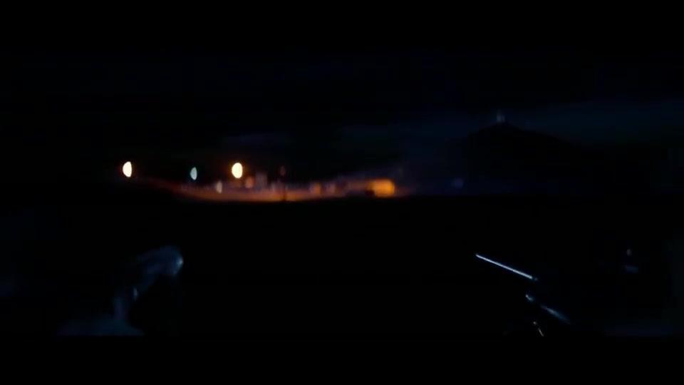空天猎:吴迪驾驶战斗机山脉中超低空飞行,躲过地方雷达