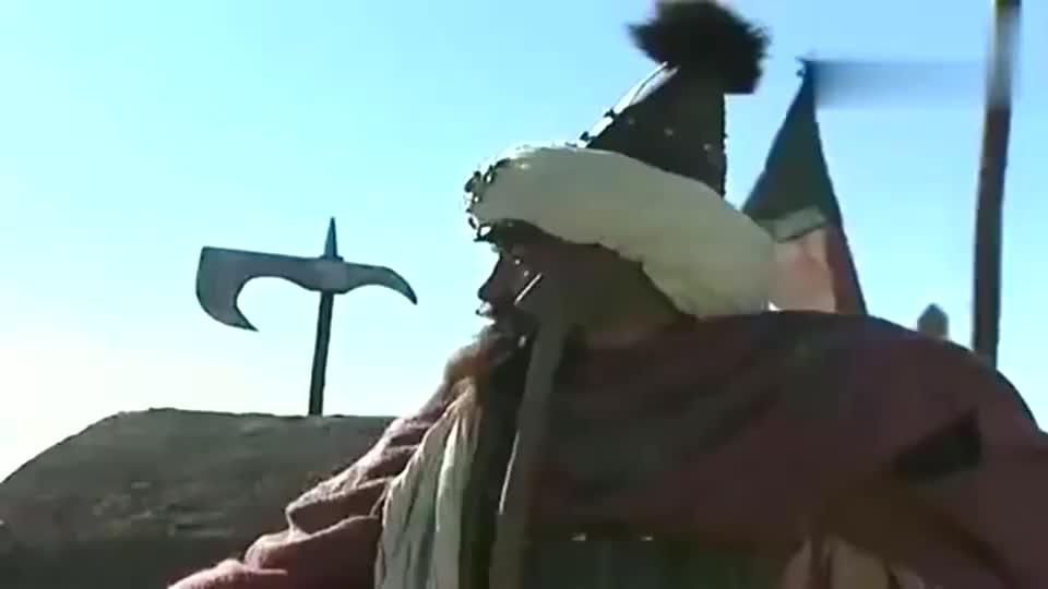 成吉思汗:蒙古大军拥有当时世界上最先进的武器装备帮其攻城略地