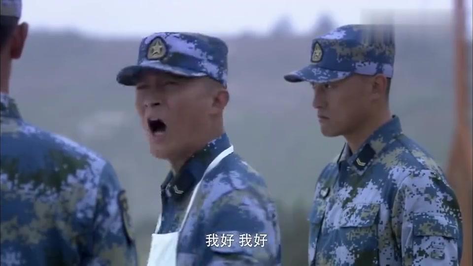 火蓝刀锋:兵王被要求当俘虏,徒弟们可不同意