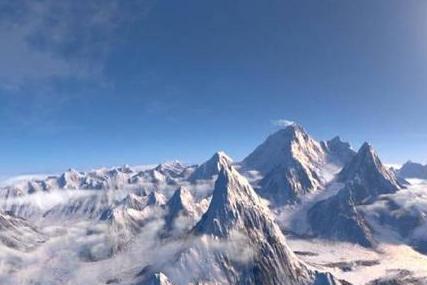 地球最高峰珠穆朗玛峰海拔8844米,高度却还不到这座山的一半!