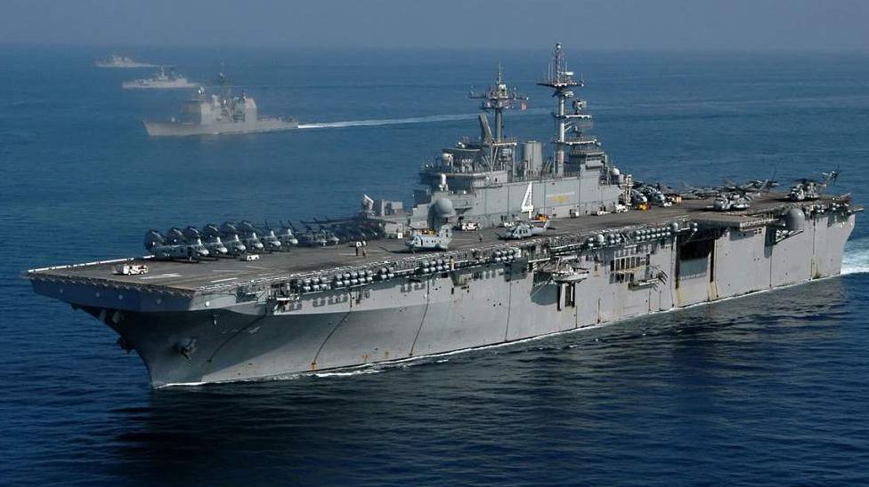 """美海军""""倒退""""发展?计划发展轻型航母与廉价两栖航母,目的何在"""