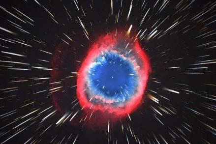 宇宙中每个天体都在有序转动,那么宇宙又在围绕什么运转?