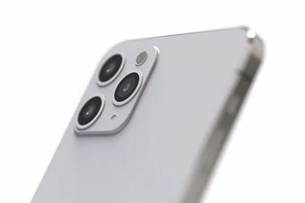 iPhone12系列渲染图曝光:硬朗金属中框,像极了iPhone4和5系列