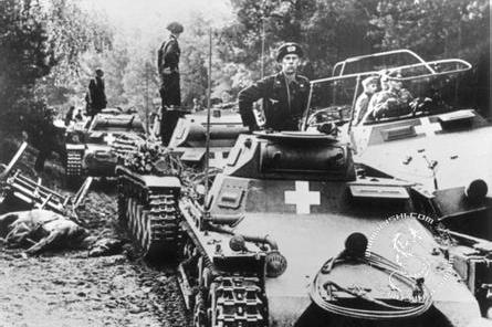 纳粹德军标志性人物古德里安,为何二战后未被重判?
