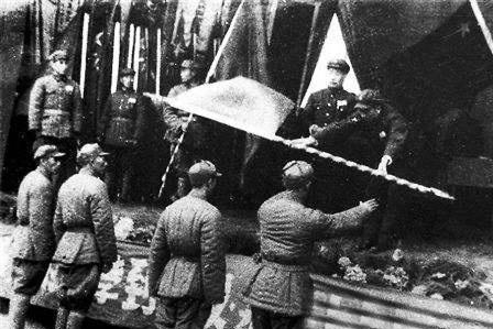 1949年8月,陈明仁宣布起义之后,手下3万多人去了哪里?