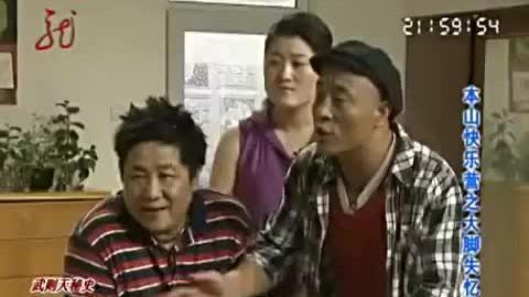 """情景再现!刘大脑袋""""钻""""立柜,最后意外得到大脚的""""青睐"""""""