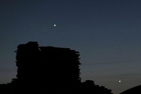 2021观星指南:月全蚀、环形日食,还有流星雨