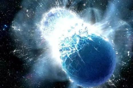 研究表明:中子星的合并,可以产生夸克-胶子等离子体!