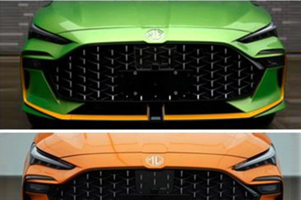 新款上汽名爵6曝光,新前脸新车标,外观很霸气,搭载1.5T动力