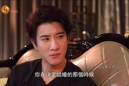 鲁豫采访王力宏,节目组是不是在搞事情,句句意有所指
