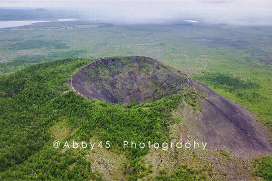 五大连池是火山之乡,还是世界三大冷泉之一,南泉睡觉北泉利尿