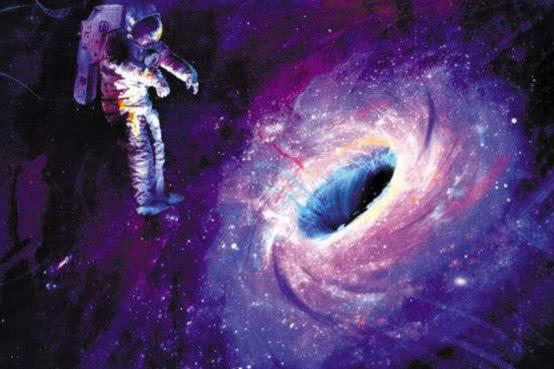 如果人类成功进入黑洞会经历什么?