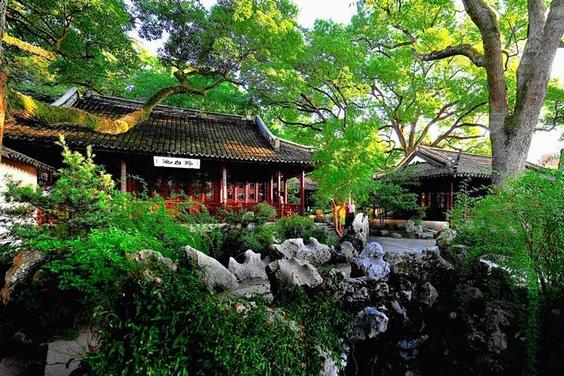 人文醉白,沪上醉美园林于9月10日推出秋季文化艺术节