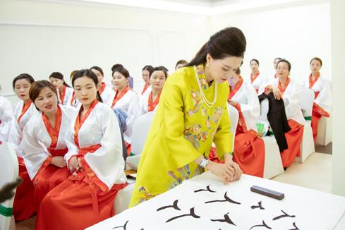 广州尚善理学文化为2020全国讲师推优大赛礼仪专场广州赛区承办方