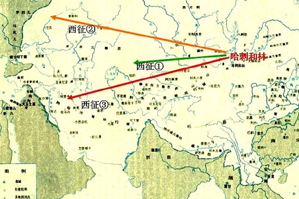 蒙古骑兵征东欧之波奥战役:2万铁骑轻松转战波兰和奥地利!