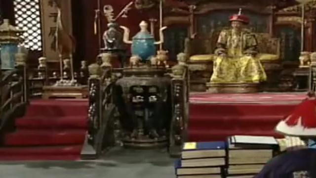 宰相刘罗锅:刘罗锅在皇帝面前讲起十三陵,和珅一旁急坏了