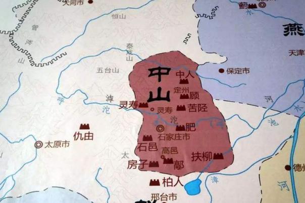 战国初期,魏国跨越赵国去消灭中山国,赵国为何不反对呢?